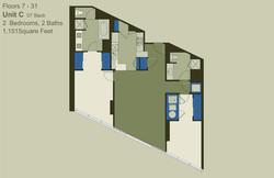 Floor 7-31 Unit C (07)