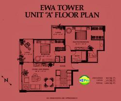 Ewa Tower unit A