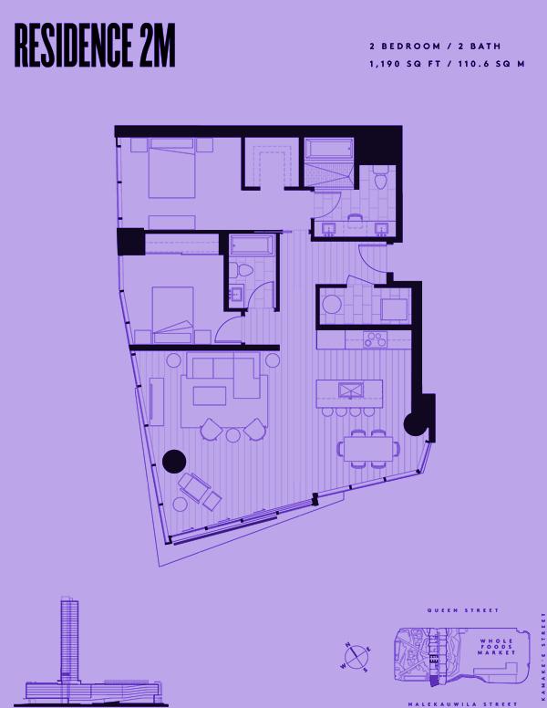 Aeʻo Residence 2M