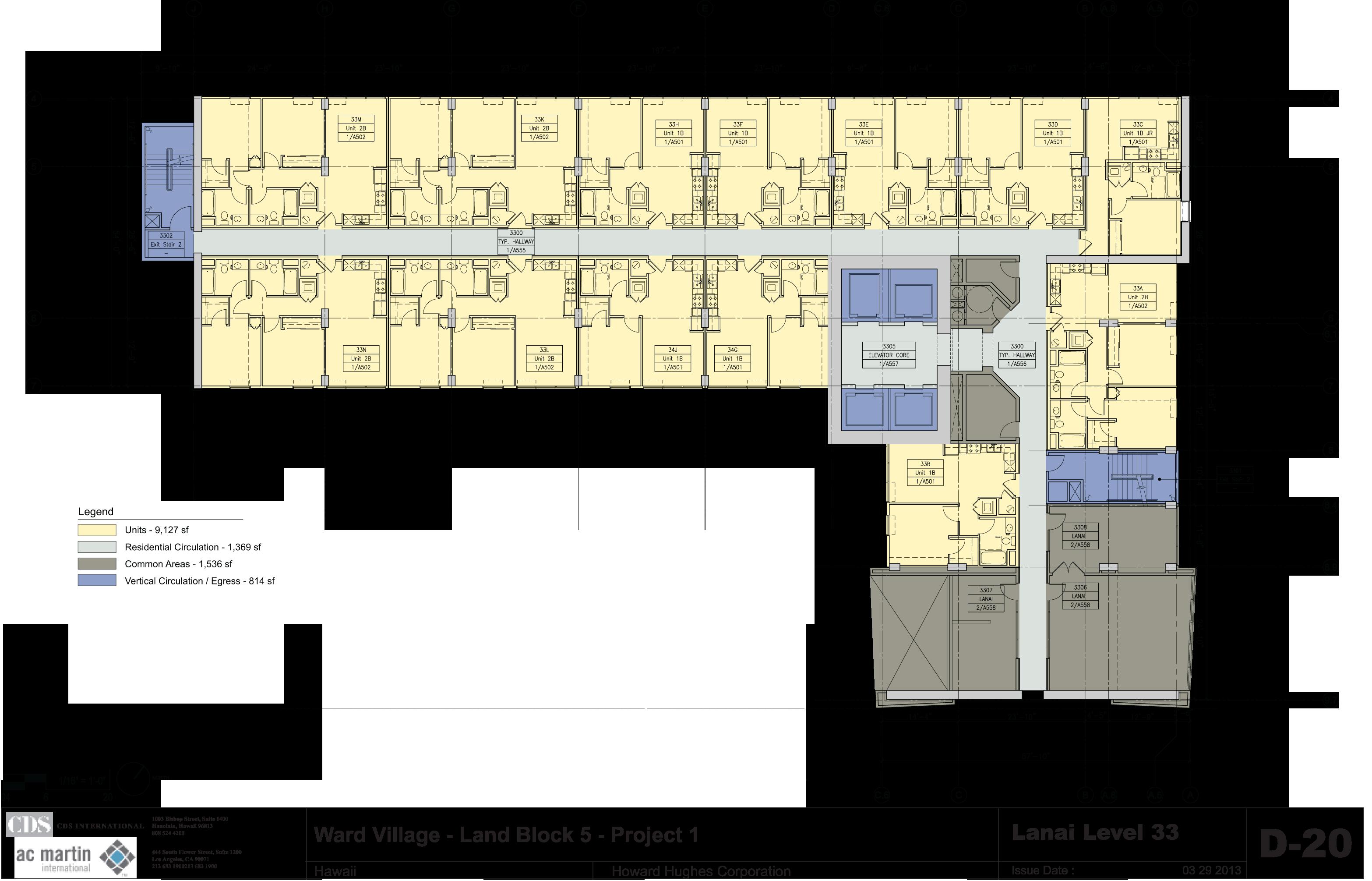 404-Ward Floor 33