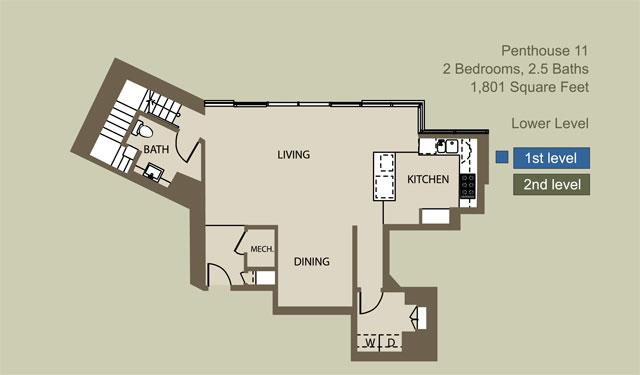 Penthouse 11A