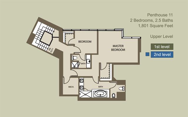 Penthouse 11B