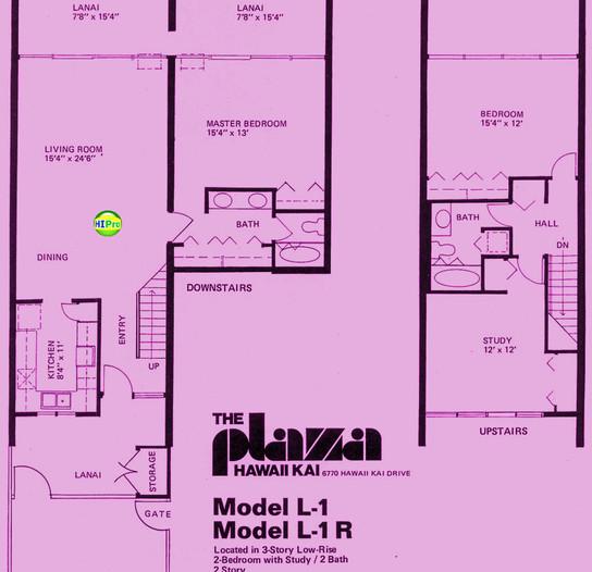 Plaza Hawaii Kai unit-L2