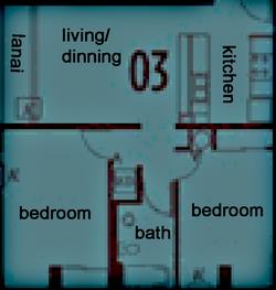 Holomua Floor plan 3
