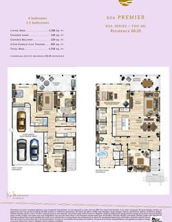 Ka Makana floor plan 60.20