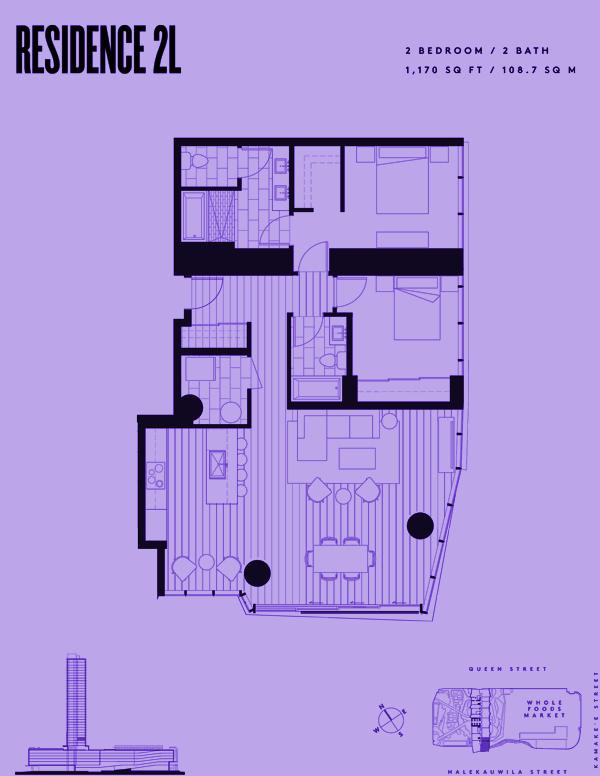 Aeʻo Residence 2L