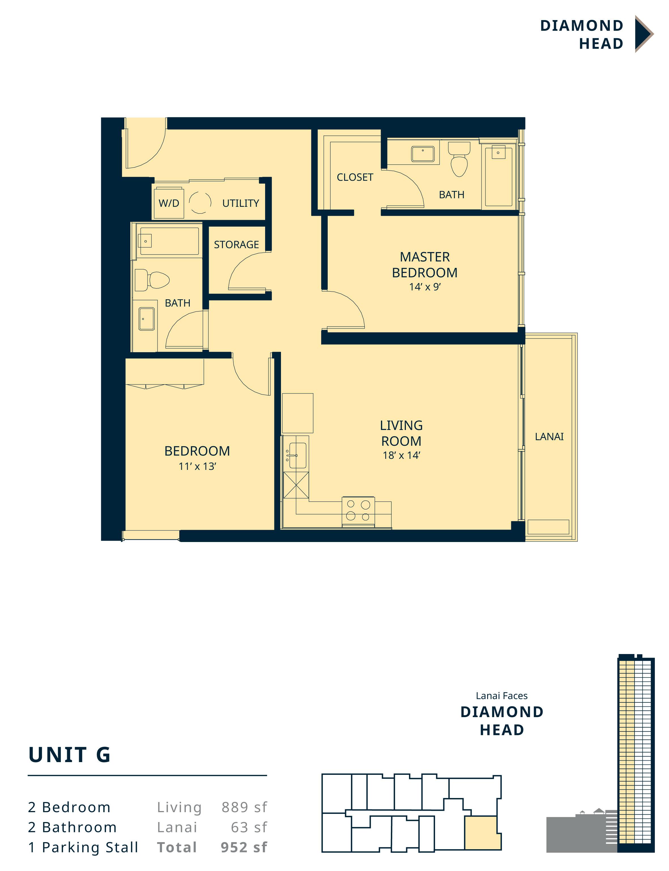 Kapiolani Residence unit G