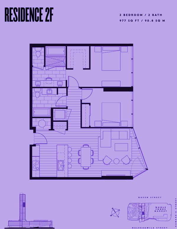 Aeʻo Residence 2F