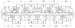 Floors 6 - 10