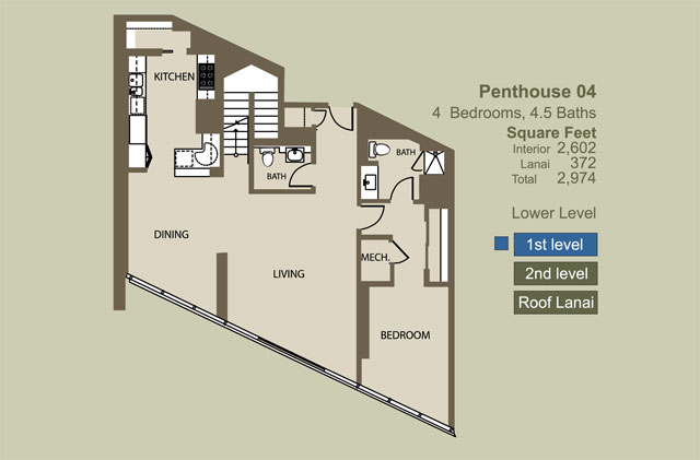 Penthouse 4 lev.1