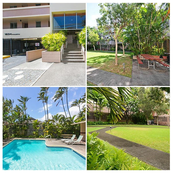1634 Nuuanu location photos