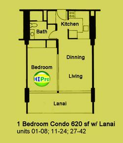 The Ilikai 1 Bedroom Condo