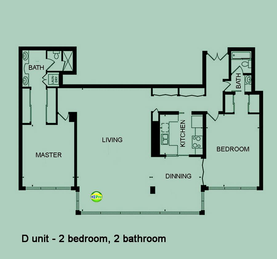 Mount Terrace D-unit