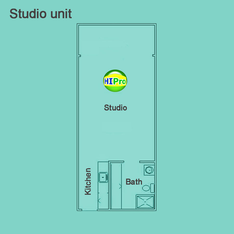 Colony Surf Remodeled Studio