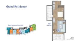 Grand Residence - floor-plan