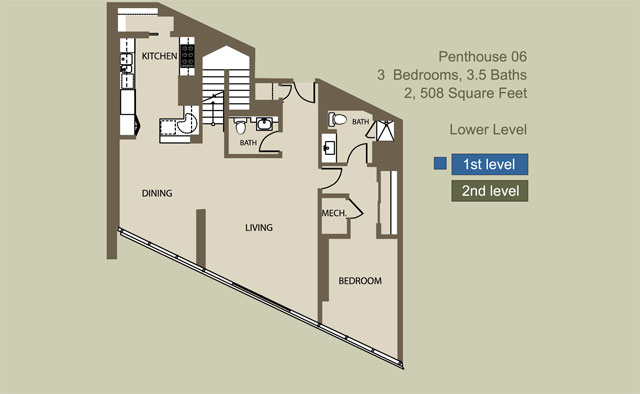 Penthouse 6 lev.1