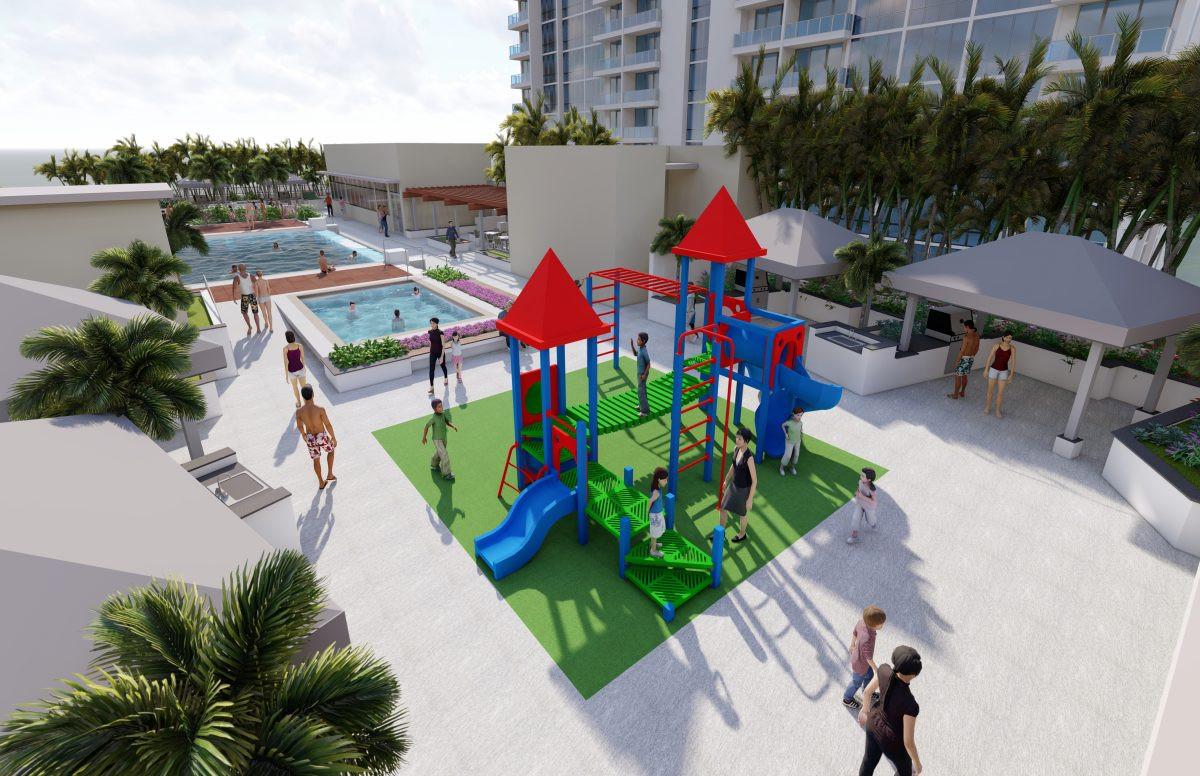 Recreation Keiki Play Area
