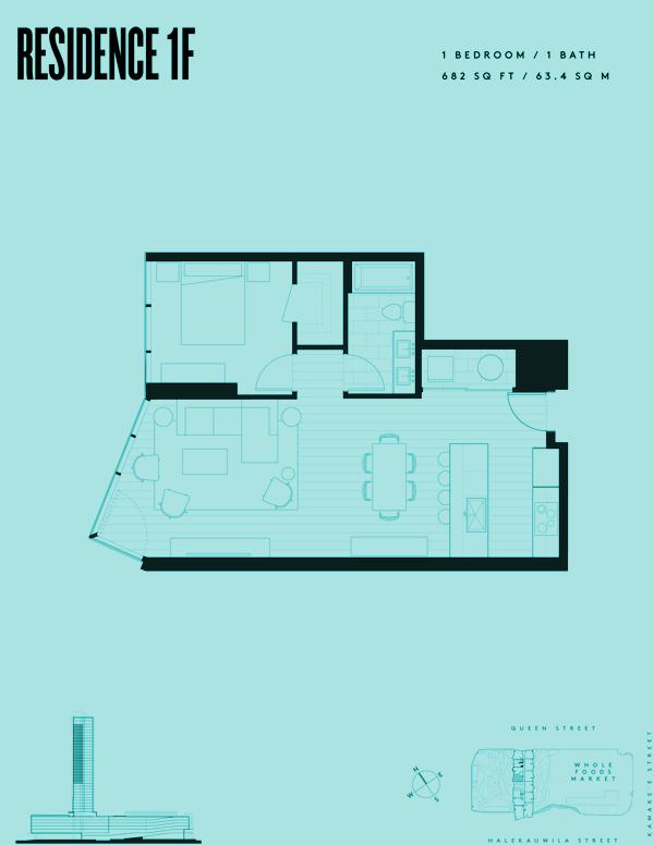 Aeʻo Residence 1F