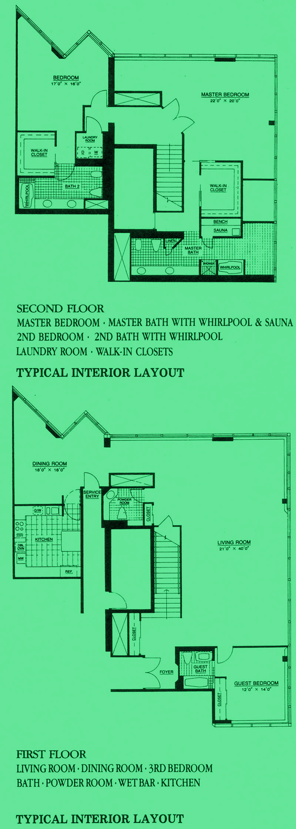 Imperial Plaza Townhome N unit