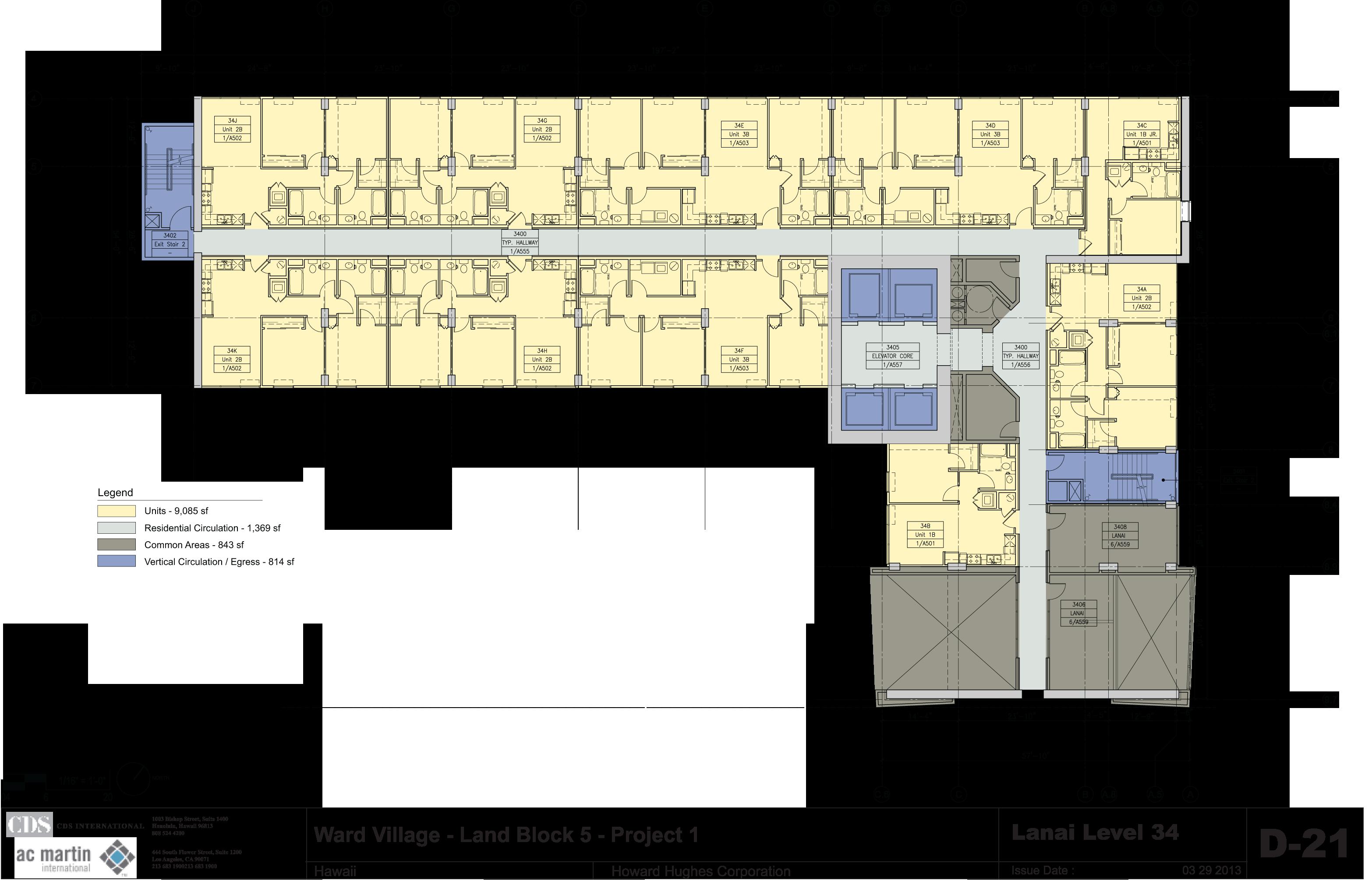 404-Ward Floor 34