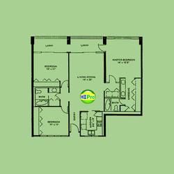 Banyan Tree Plaza 3 Bedroom