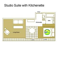 Pacific Monarch Studio Suite