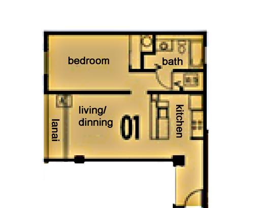 Holomua Floor plan 1