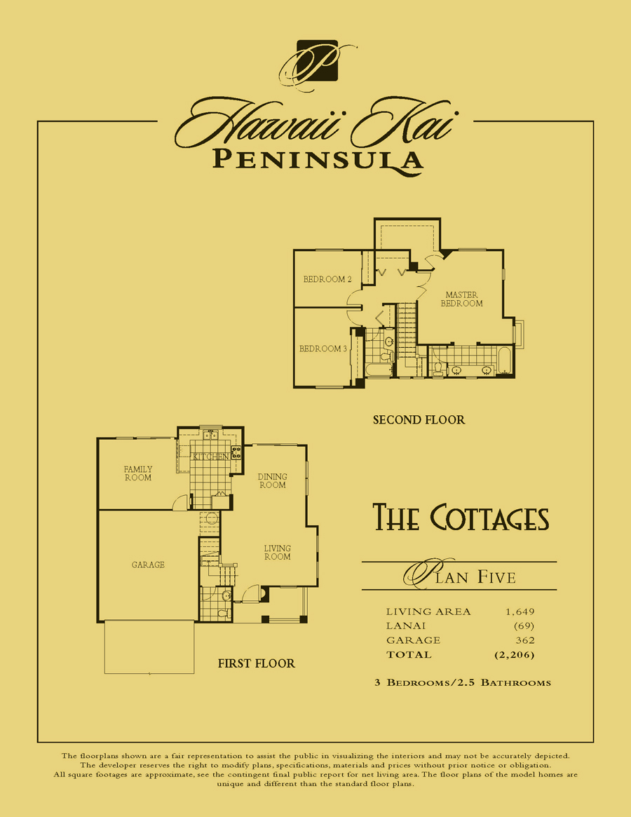 The Cottages - plan 5