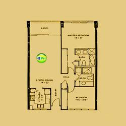 Banyan Tree Plaza 2 Bedroom