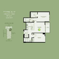 Azure Ala Moana type-A7