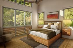 Residence 1 - Bedroom