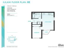Ililani Floor Plan 02