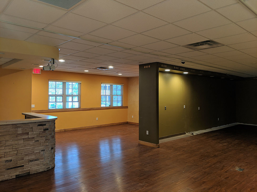 Up to 3,200SF
