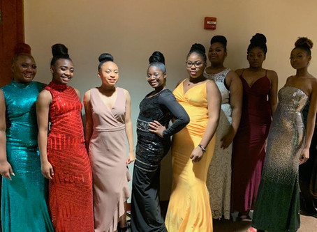 Beauty At Any Size: Basia Rose Designs Feat in BBB Junior and Women Fashion Show!