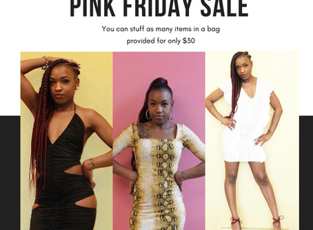 Pink Friday Grab Bag Sale