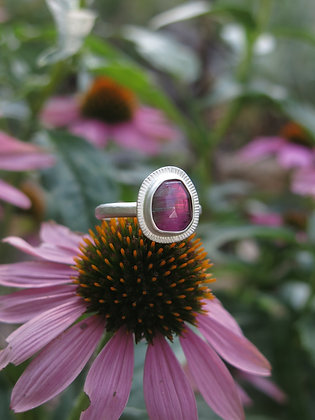 New Beginnings Pink Tourmaline Ring