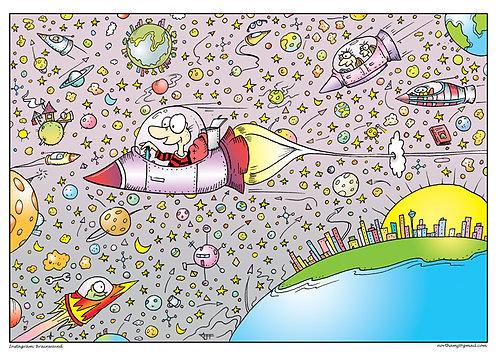Cruising the universe