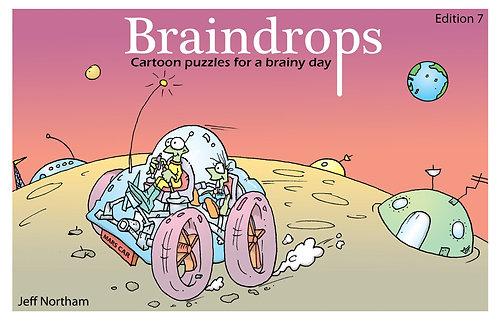 Braindrops Puzzle Book edition 7