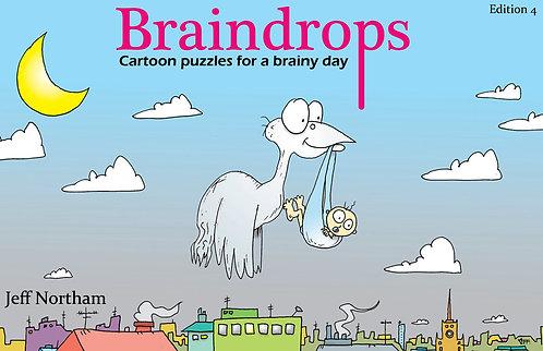 Braindrops Puzzle Book edition 4