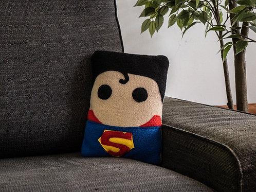 כרית בהשראת סופרמן, קלארק קנט