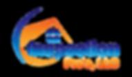 inspection pro logo blue and ORANGE tran