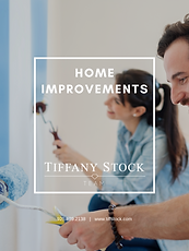 Home Improvements TIFFANY STOCK COVER.pn