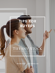 Tips for Buyers TIFFANY STOCK COVER.png