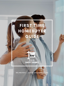 FIRST TIME HOMEBUYER GUIDE SHANNON BOWDE
