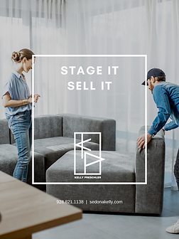 STAGE IT SELL IT COVER KELLY PRESCHLER.p