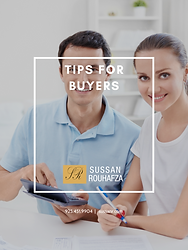 TIPS FOR BUYERS  COVER SUSSAN ROUHAFZA.p
