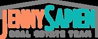 Jenny Sapien logo horizontal color t .pn