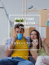 FIRST TIME HOMEBUYER GUIDE TIFFANY STOCK