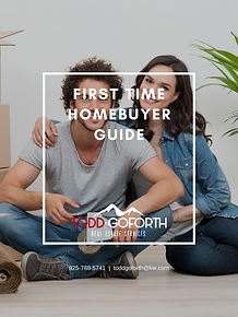 FIRST TIME HOMEBUYER GUIDE COVER TODD GO