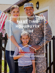 FIRST TIME HOMEBUYER GUIDE COVER SIMON W